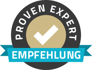 ProvenExpert Qualitätssiegel